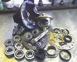 Parts for our gearboxes