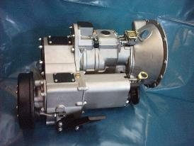 Reconditioned Land Rover Gearbox